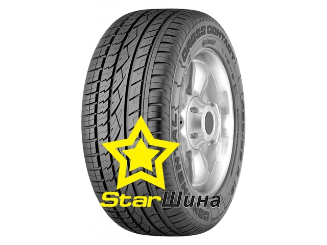 Continental ContiCrossContact UHP 255/55 ZR18 105W M0
