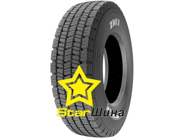 Michelin XDE2 (ведущая) 225/75 R17,5 129/127M