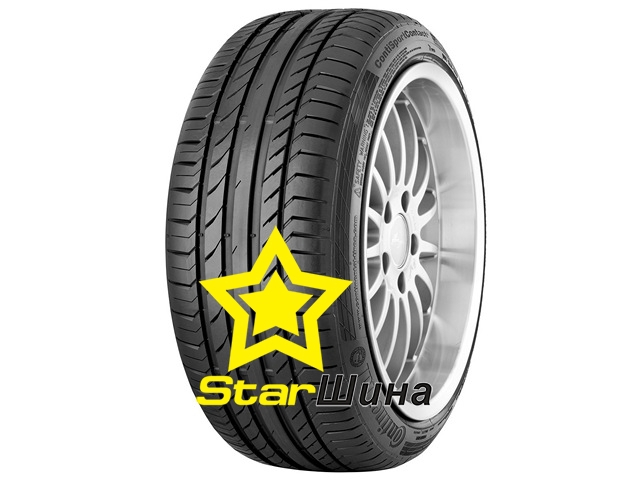 Continental ContiSportContact 5 255/50 ZR19 103W M0