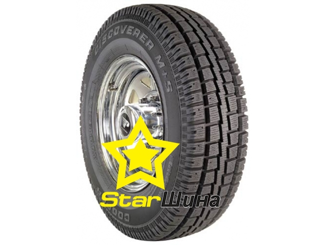 Cooper Discoverer M+S 275/55 R20 117S XL (шип)